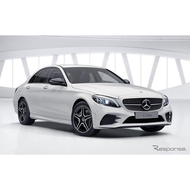メルセデス・ベンツ日本は、『Cクラスセダン』(Mercedes-Benz C-Class)に全国限定5台の特別仕様車メルセ...