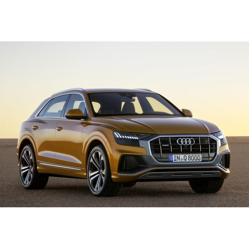 アウディ ジャパンは2019年7月3日、新型SUV「アウディQ8」の日本導入を発表した。同年9月3日から販売を開始...