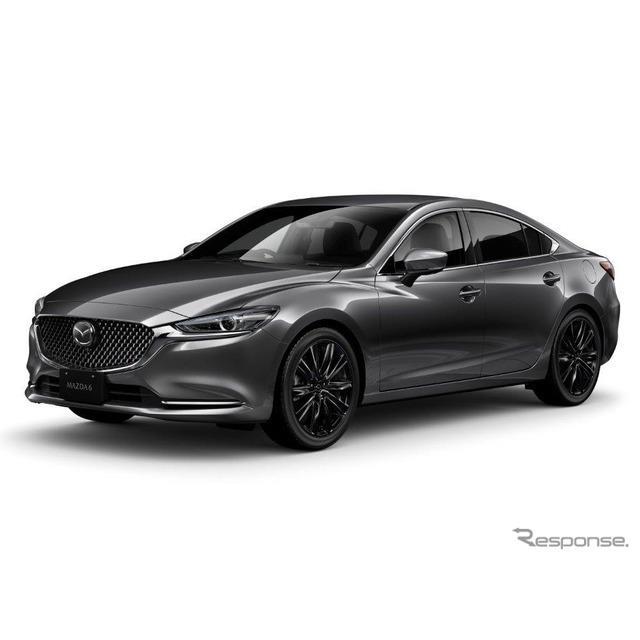 マツダは7月4日、同社のフラッグシップモデルである『アテンザ』を改良し、車名も海外で採用している『MAZD...