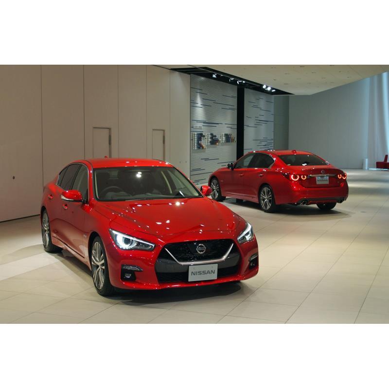 日産自動車は2019年7月16日、「スカイライン」をマイナーチェンジし、同年9月に発売すると発表した。  今...