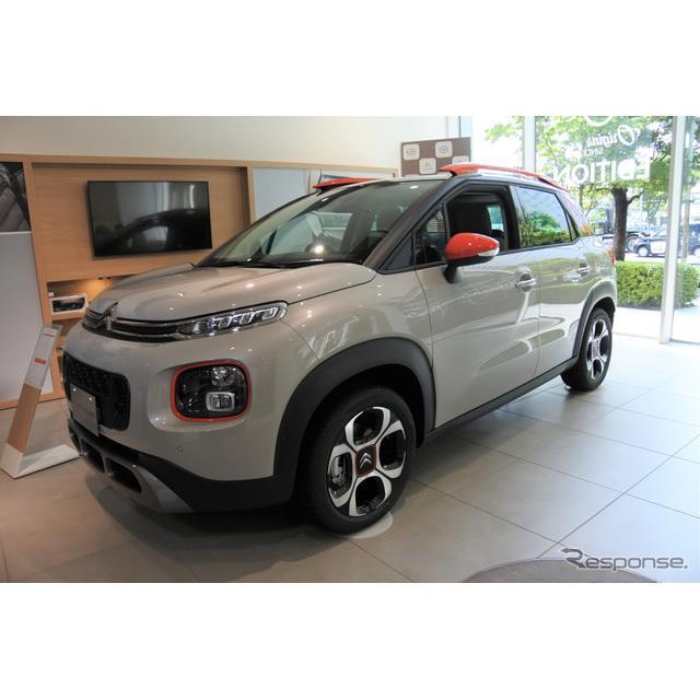 プジョー・シトロエン・ジャポンは7月16日、シトロエンブランドの新型SUV『C3エアクロスSUV』を発売した。...