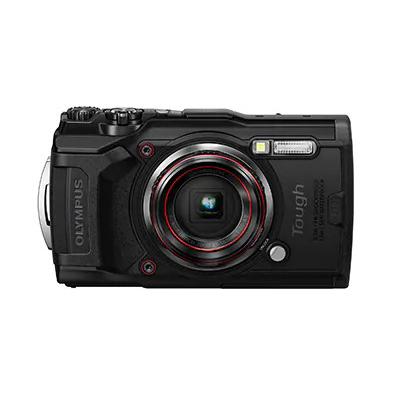 オリンパス、工事写真専用モード6種を備えた工事現場用カメラ「TG-6 工一郎」