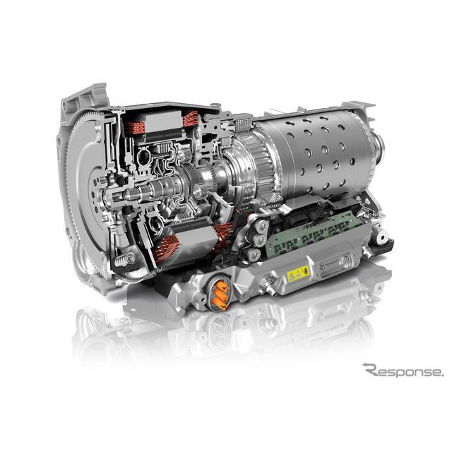 ZFの新世代8速AT