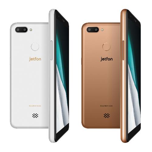 MAYA SYSTEM、「jetfon P6」「FREETEL P6」新色ホワイト・ゴールド発売日決定