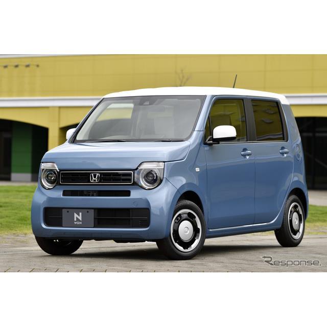 ホンダ N-WGN (エヌワゴン)新型