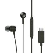 ソニー、スマホと直接接続できるUSB Type-C採用のイヤホン「STH50C」