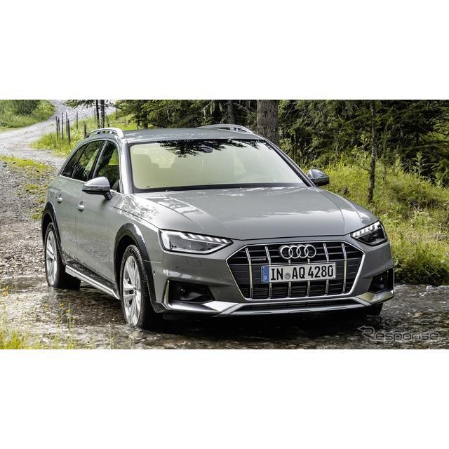 アウディは、改良新型『A4オールロードクワトロ』(Audi A4 allroad quattro)を2019年秋、欧州市場で発売...