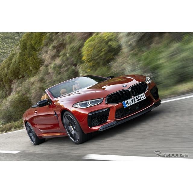 ビー・エム・ダブリュー(BMWジャパン)は、高性能モデル「Mシリーズ」のフラッグシップ新型『M8』にオープ...