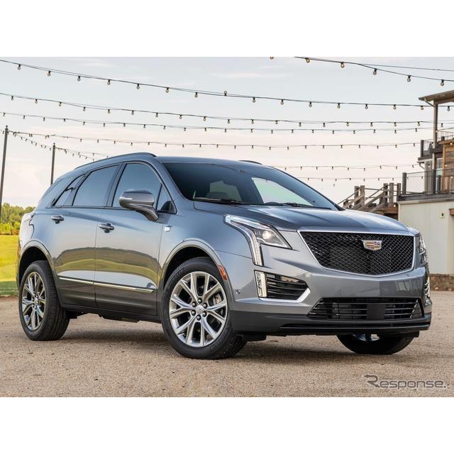 キャデラックは、改良新型『XT5』(Cadillac XT5、日本名:『XT5クロスオーバー』)を今夏後半、米国市場で...