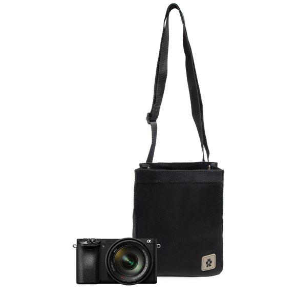 「TripleA Camera SanapBag」