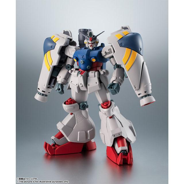 「ROBOT魂 <SIDE MS> RX-78GP02A ガンダム試作2号機 ver. A.N.I.M.E.」
