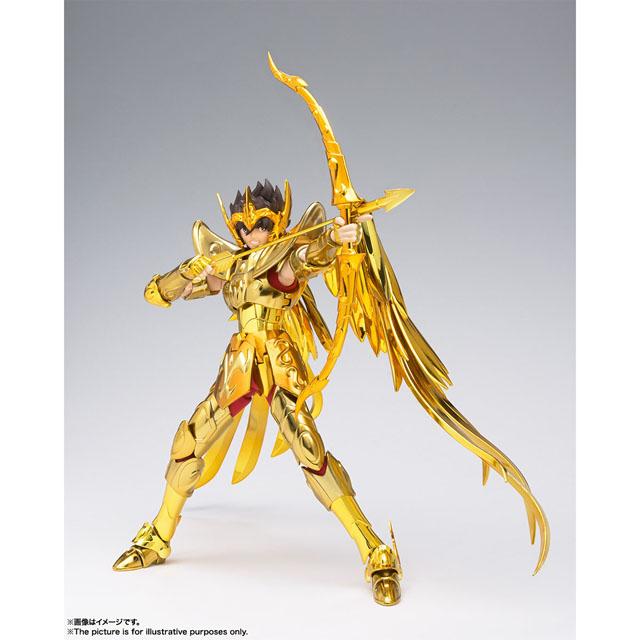 「聖闘士聖衣神話EX サジタリアス星矢」