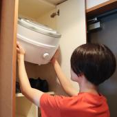 「折りたたみ洗濯機 SFPSWMLG」