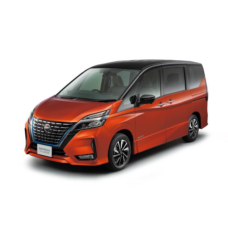 日産自動車は2019年8月1日、ミニバン「セレナ」をマイナーチェンジし、同日、販売を開始した。  2018年度...