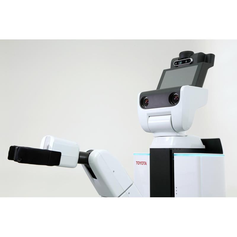 トヨタHuman Support Robot(HSR)