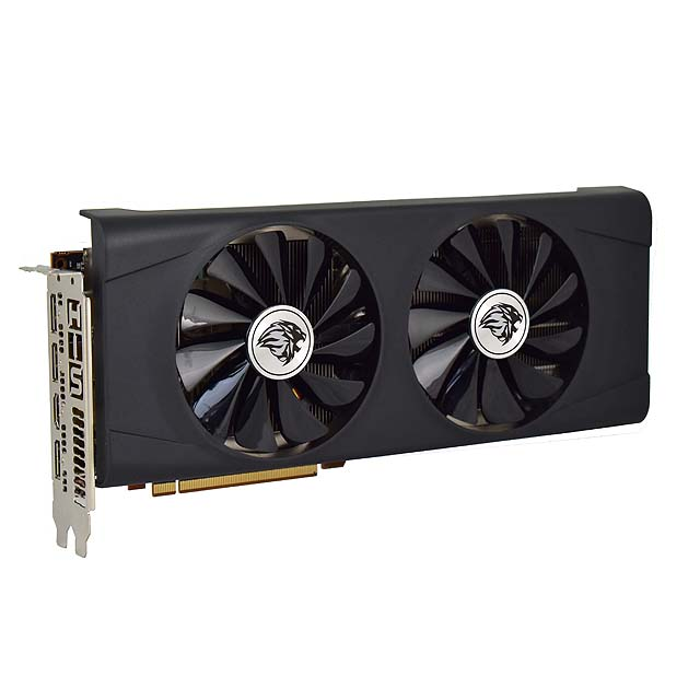 HIS RX 5700 XT IceQX2 8GB D6