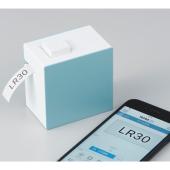 キングジム、Bluetooth対応のスマホ専用テプラ「Lite LR30」
