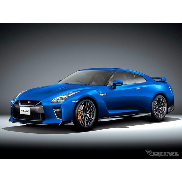 住友ゴム工業は、日産自動車が6月に販売開始した『GT-R』2020年モデルの新車装着用タイヤとして、DUNLOPの...