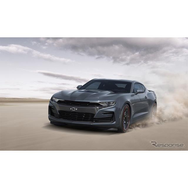 ゼネラルモーターズ・ジャパン(GMジャパン)は、シボレー『カマロ』の「SS」モデルに、シャドーグレーメタ...