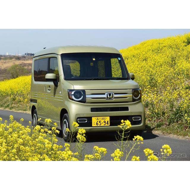 ホンダが2018年夏に発売した軽商用バン『N-VAN』で関東〜東北南部を800kmほどドライブする機会があったので...