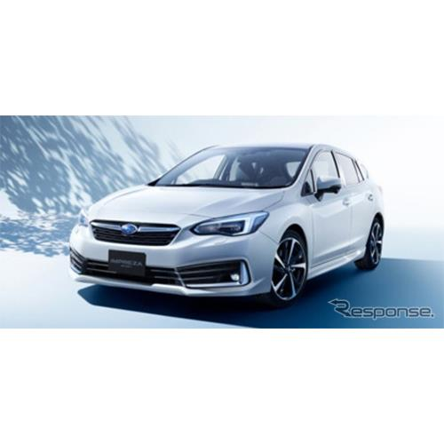SUBARU(スバル)は、今秋発売予定の『インプレッサ』大幅改良モデルに関する事前情報を、8月27日より専用...
