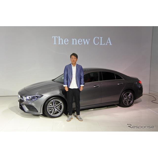 メルセデス・ベンツ日本は8月27日、全面改良した新型『CLA』(Mercedes-Benz CLA)および『CLAシューティン...