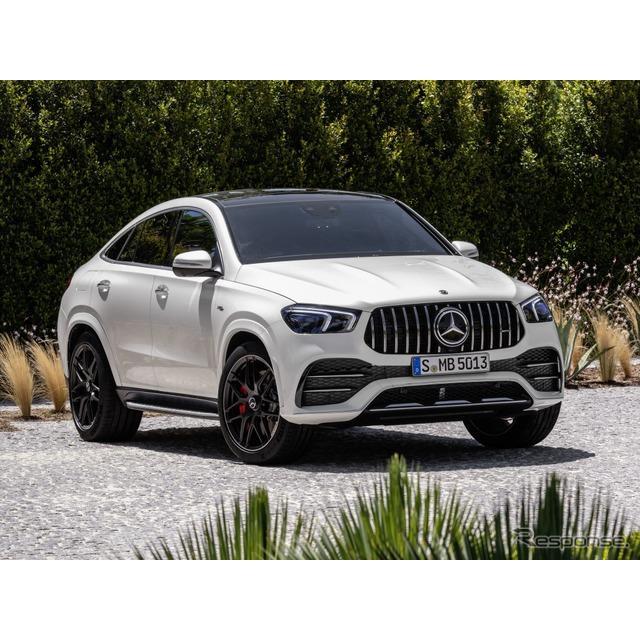 メルセデスベンツの高性能車部門、メルセデスAMGは8月28日、新型メルセデスベンツ『GLEクーペ』の高性能マ...