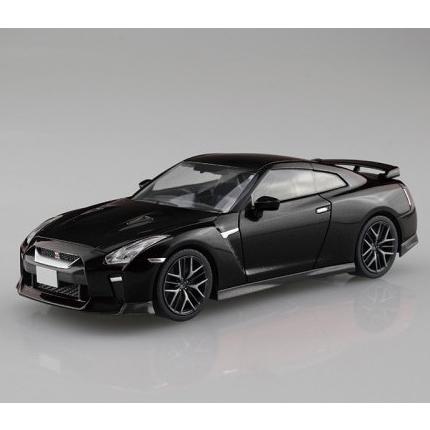 ニッサン NISSAN GT-R(メテオフレークブラックパール)