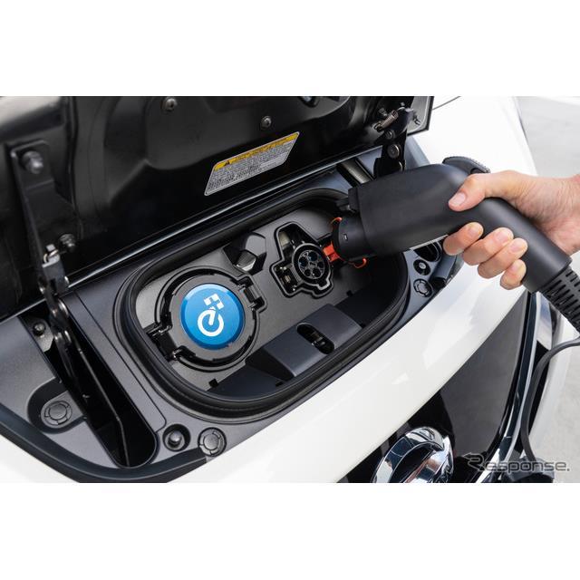 電気自動車:日産リーフe+