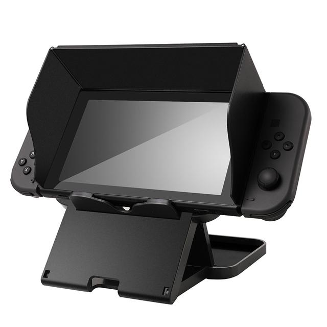 NintendoSwitch専用遮光プレイスタンド CSSFNSWS