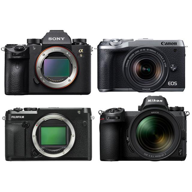 【随時更新】カメラ&レンズをお得に買うチャンス! 2019年秋キャッシュバックまとめ