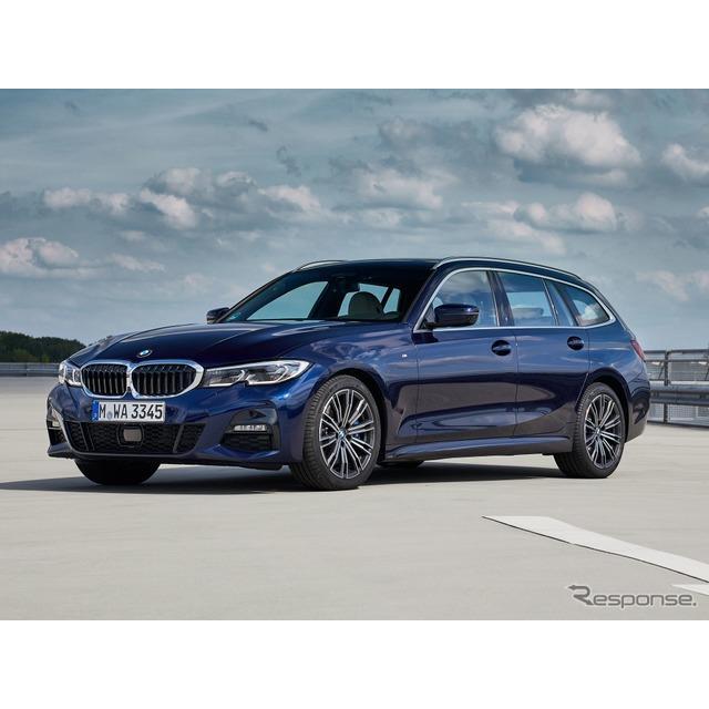 BMWは、9月10日にドイツで開幕するフランクフルトモーターショー2019(Frankfurt Motor Show)に、新型『3...