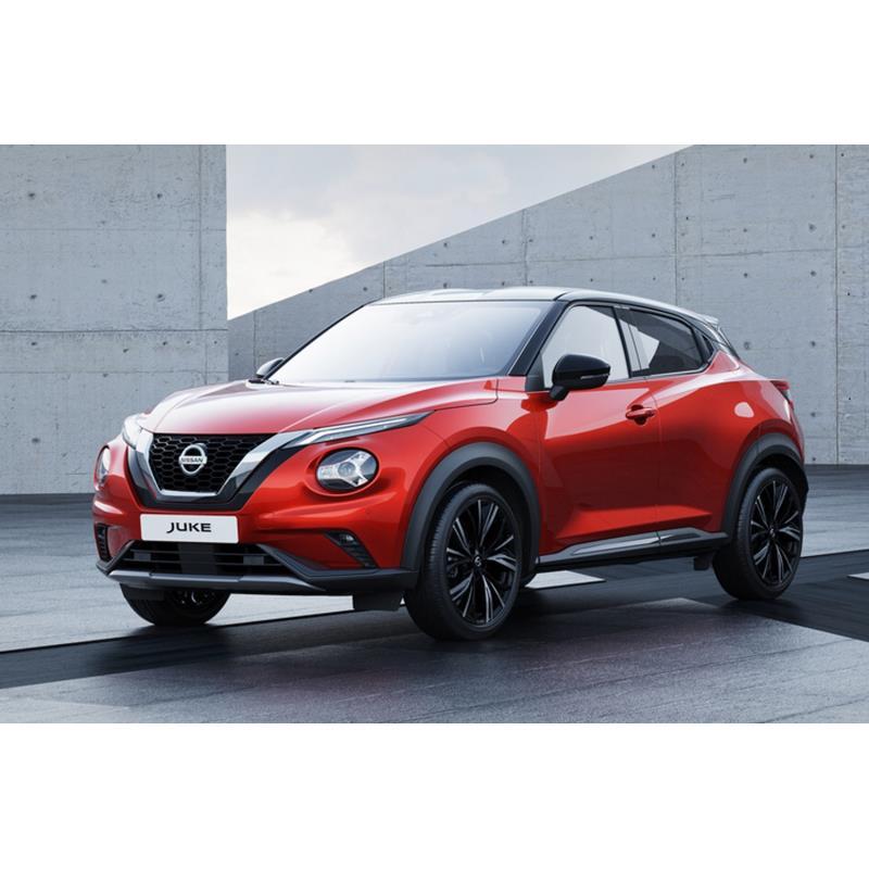 日産自動車は2019年9月4日、ロンドン、パリ、ミラノ、バルセロナ、ケルンの5つの都市で同時に新型「ジュー...