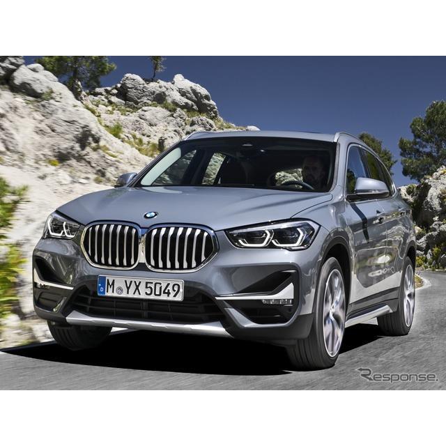 BMWは、9月10日にドイツで開幕するフランクフルトモーターショー2019(Frankfurt Motor Show)に、『X1』(...