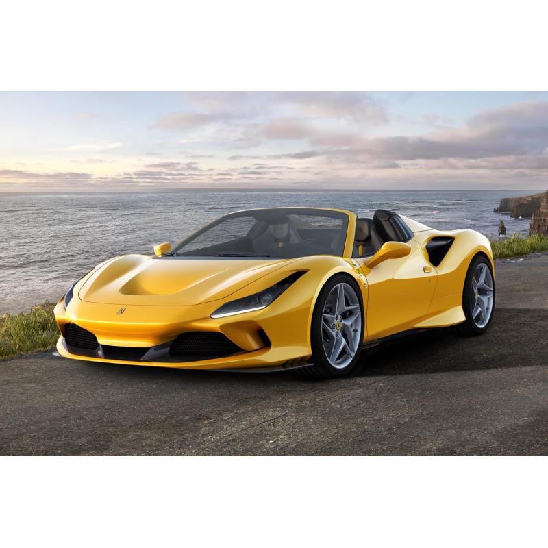 伊フェラーリは2019年9月9日、新型の高性能オープンスポーツカー「フェラーリF8スパイダー」を発表した。 ...