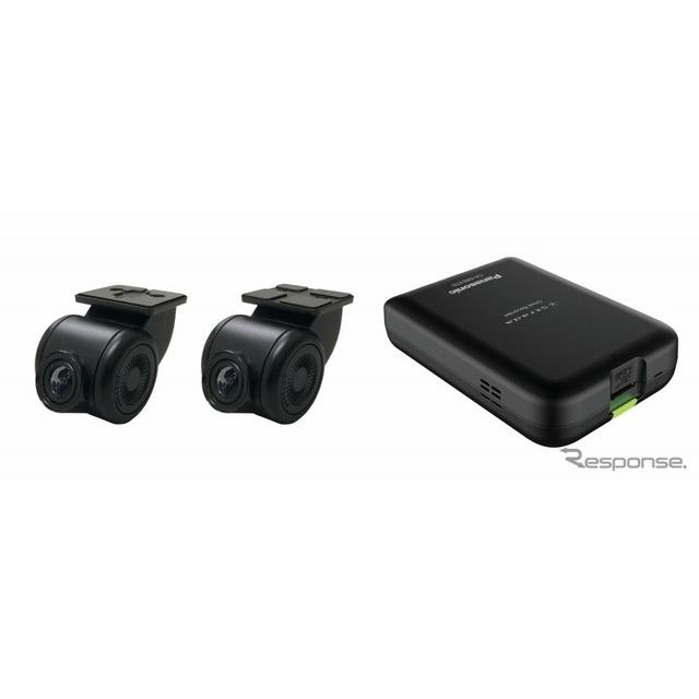 CA-DR03TD(前後2カメラ)