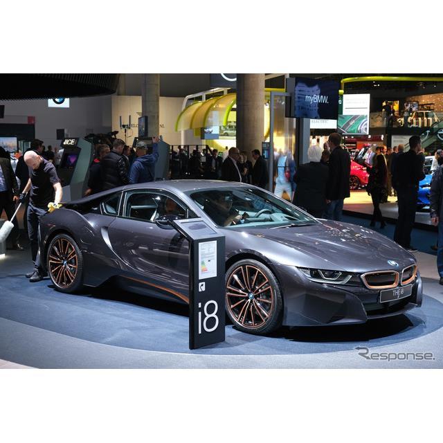 BMWグループは9月10日、ドイツで開幕したフランクフルトモーターショー2019(Frankfurt Motor Show)におい...