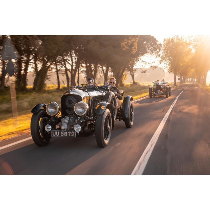 1929年製の「ベントレー・ブロワー」。