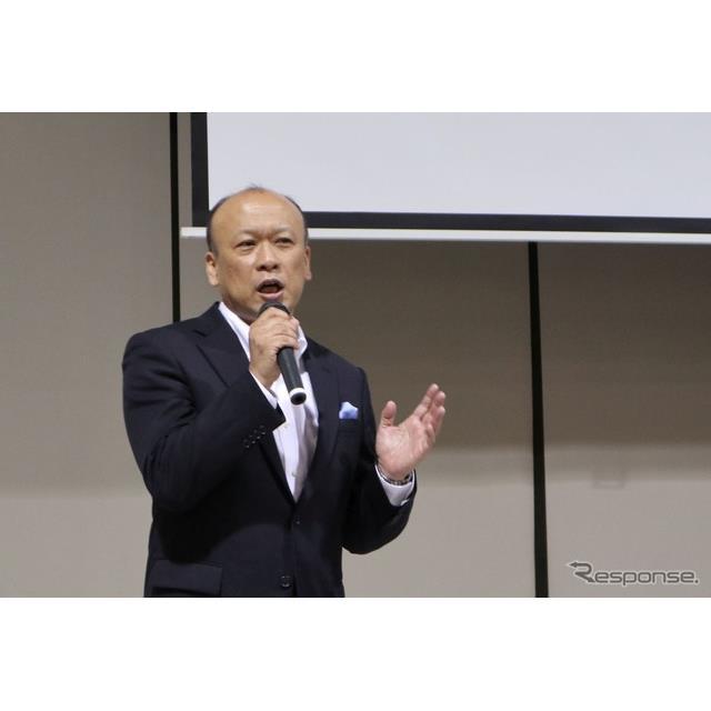 チーフエンジニア上田泰史氏