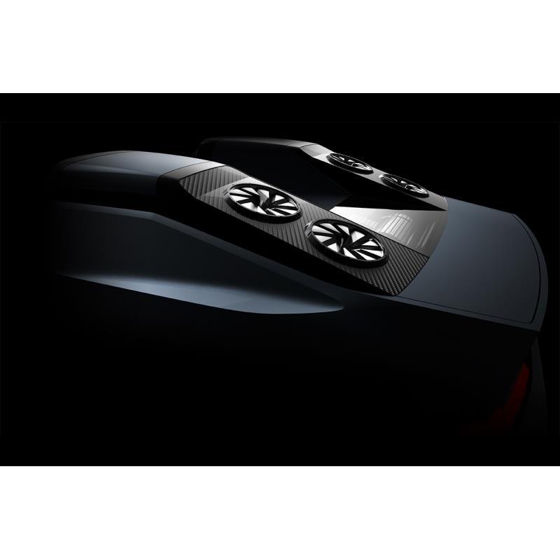 三菱自動車が東京モーターショーで発表するコンセプトカーの画像。