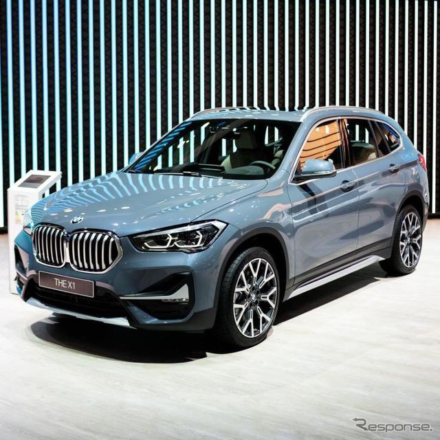 BMWは、フランクフルトモーターショー2019(Frankfurt Motor Show)に、『X1』(BMW X1)の改良新型を出展...