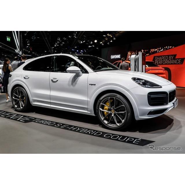 ポルシェ(Porsche)は、フランクフルトモーターショー2019(Frankfurt Motor Show)において、新型『カイ...