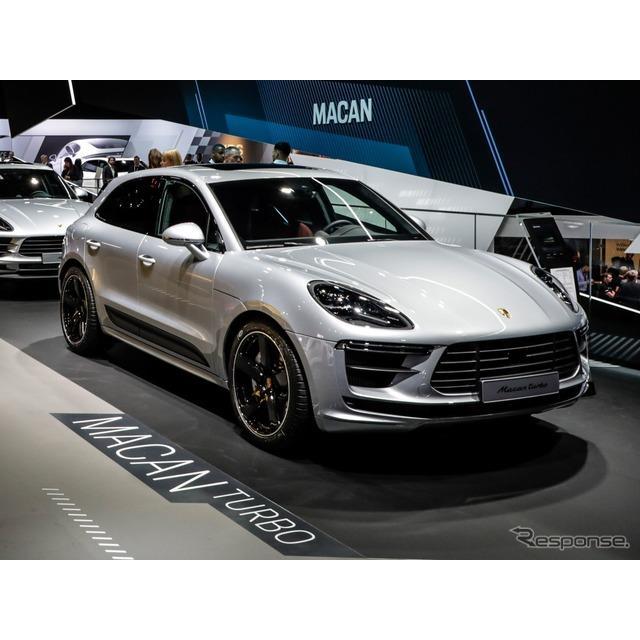 ポルシェは、フランクフルトモーターショー2019(Frankfurt Motor Show)において、改良新型『マカン ター...