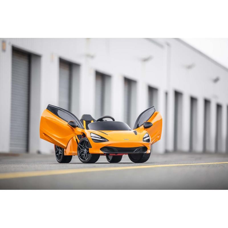 マクラーレン・オートモーティブは2019年9月27日、「マクラーレン720S」の乗用玩具(がんぐ)を発表した。...