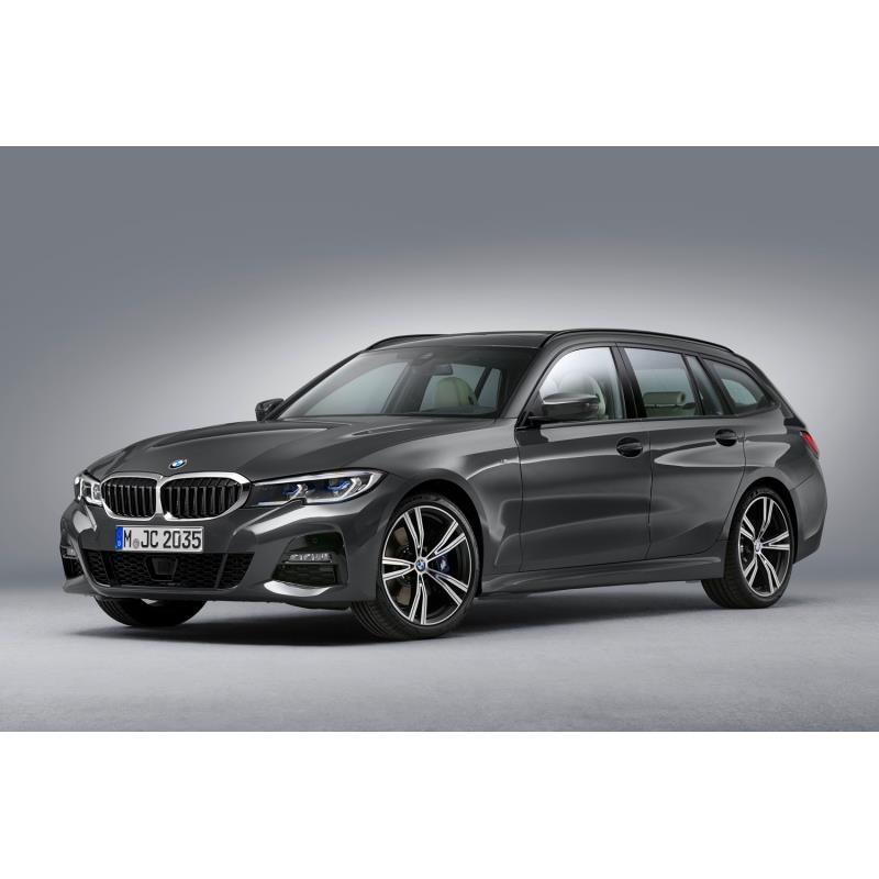 BMWジャパンは2019年9月26日、新型「3シリーズ ツーリング」の販売を開始した。同年11月以降に納車を開始す...