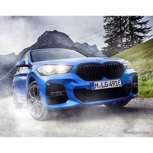 BMWは『X1』(BMW X1)初のプラグインハイブリッド車(PHV)、「X1 xDrive25e」グレードの詳細を発表し、同...