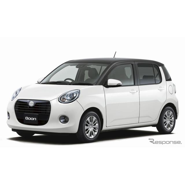 ダイハツは、小型乗用車『ブーン』『トール』に特別仕様車を設定し、10月1日から販売を開始した。  ブー...