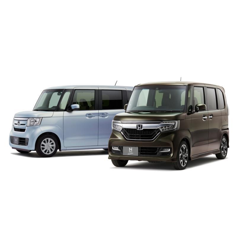 本田技研工業は2019年10月3日、軽トールワゴン「ホンダN-BOX」に一部改良を実施し、同年10月4日に発売する...