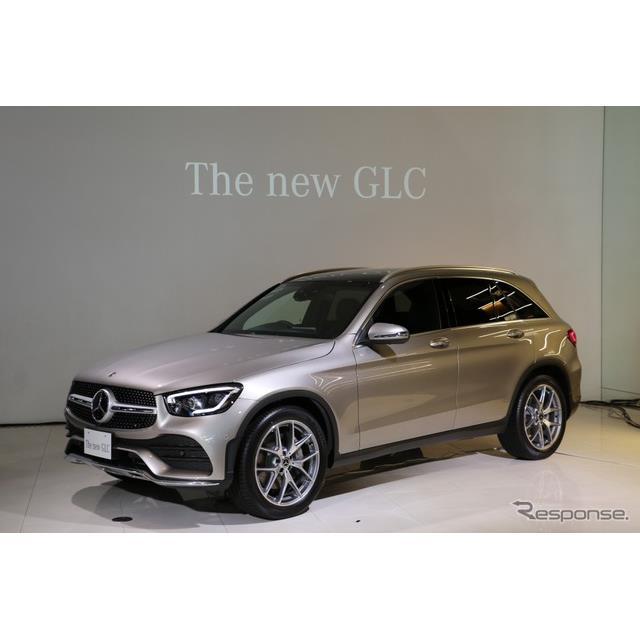 メルセデス・ベンツ日本は10月3日、プレミアムミドルサイズSUVの『GLC』(Mercedes-Benz GLC-Class)改良新...