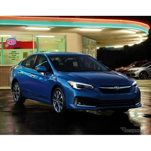 SUBARU(スバル)の米国部門、スバルオブアメリカは、『インプレッサ』(Subaru Impreza)の2020年モデルを...